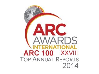 ARC 100 - The World's Top Annual Reports for 2014