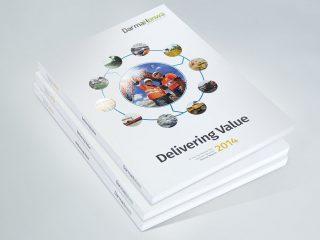 Darma Henwa - 2014 Annual Report