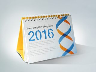 Dna Komunika - 2016 Calendar