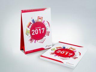 Pertamina Retail - 2017 Calendar