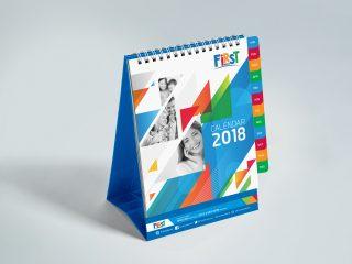 First Media - 2018 Calendar