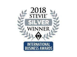 Silver Stevie Winner 2018