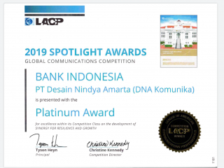 LACP 2019 Spotlight Award - Global Communication Competition
